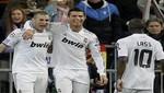 Liga española: Real Madrid venció 4 a 1 al Atlético de Madrid