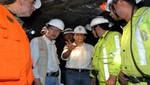 Ministro Merino resalta alta calidad de ingenieros y técnicos peruanos