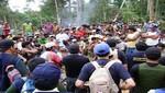 ¿Cree usted que las manifestaciones por Conga dan una mala imagen del país a los inversionistas?