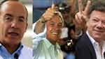 Presidentes llegan a Colombia para participar en la VI Cumbre de las Américas