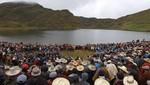 ¿Considera acertado el ingreso de las fuerzas del orden a Cajamarca por el caso Conga?