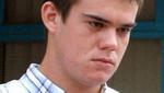 Joran Van der Sloot es trasladado al penal de Piedras Gordas