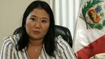 Keiko Fujimori: 'Captura de 'Artemio' fue un golpe militar'