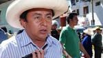 Luis Iberico: 'Gregorio Santos podría ser vacado'