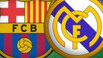 Barcelona empató 2 a 2 con el Real Madrid