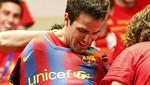 Cesc Fábregas ya es estrella del Barcelona