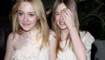 Dakota y Elle Fanning juntas en la Semana de la Moda en NY