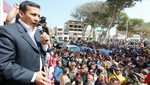 Humala tiene el 66% de aprobación según último sondeo de Dátum