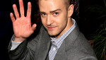 Justin Timberlake asistió a la fiesta de marines