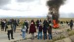 Paro en Andahuaylas produjo pérdidas por más de 55 millones de soles