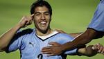 Luis Suárez no jugaría amistoso frente a Italia por lesión