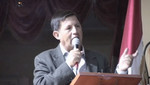 Presidente regional de Apurímac: 'Andahuaylas quiere tranquilidad'