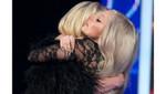 Lady Gaga consoló a Kitty Brucknell en The X Factor