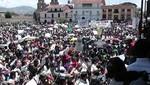Cajamarca: anuncian paro antiminero para este 24 de noviembre