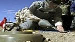 Minas en frontera Perú-Chile serán levantadas