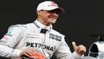 Michael Schumacher el más rápido en la práctica para el Gran Premio de China