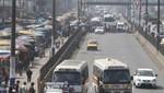 Senamhi: 'Ate es el distrito más contaminado de Lima'