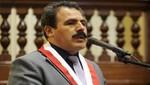 Jorge Rimarachín por peritaje: 'Cajamarca se hará escuchar nuevamente'