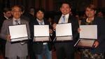Entregan los IX Premios Cámara de Comercio del Perú