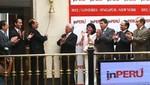 Perú abrió sesión en Bolsa de Valores de Londres