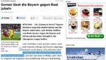 Diario alemán llama 'pavo' a Cristiano Ronaldo