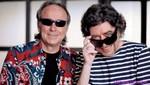 Joaquín Sabina y Joan Manuel Serrat abren concierto de despedida en Buenos Aires