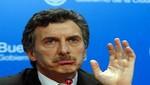 Mauricio Macri: 'YPF seguirá siendo del Estado si soy presidente en 2015'