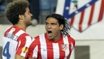 Europa League: Atlético de Madrid venció 4-2 al Valencia