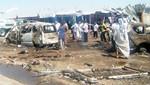 Irak sufre gran ola de atentados
