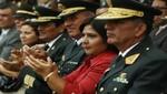 Ministra Ana Jara destacó labor de Policía Nacional contra la violencia familiar
