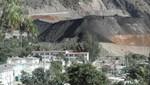 Huancavelica: Miles de toneladas de relave minero de Doe Run son depositados cerca de un colegio