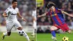 Barcelona y Real Madrid juegan hoy el esperado 'derbi' español
