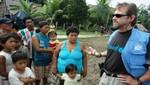 Unicef emprenderá campaña de recaudación de fondos pro damnificados de Loreto