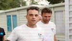 Robbie Williams visita México