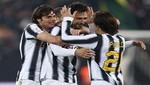 Juventus goleó a la Roma y está a un paso de lograr la Serie A