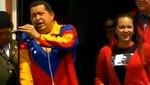 Hugo Chávez desmiente que su salud esté empeorando
