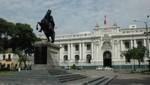 Parlamentarios afirman que el local del Congreso está a punto de desplomarse