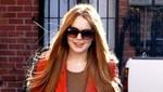 Lindsay Lohan: Voy a ser 'grande' como Elizabeth Taylor