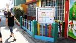 Municipalidad de San Miguel reconstruye Nido 'Sonrisitas' destrozado por barristas