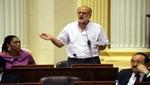 Daniel Abugattás: 'Es prácticamente imposible que yo sea el nuevo premier'