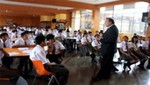 SENAJU formará promotores escolares contra el bullying