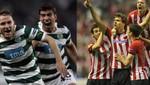 Europa League: Conozca las alineaciones del Athletic de Bilbao vs. Sporting de Lisboa