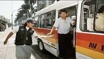 ¿Está Ud. de acuerdo con multar a los cobradores por gritar a los pasajeros los destinos del servicio?