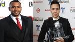 Prince Royce y Don Omar arrasaron con los Premios Billboard latinos