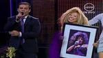 'Gloria Trevi' peruana se salvó de la eliminación en 'Yo Soy'