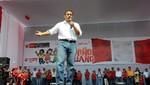 Ollanta Humala preside implementación de Paquete Integral de Atención en Salud
