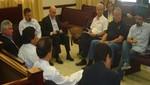 Presidente del CEPLAN y especialistas internacionales en urbanismo visitaron Comas