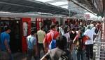 En sólo 4 meses, cerca de 13 millones de pasajeros utilizaron Tren Eléctrico