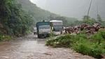 Declara en estado de emergencia distritos de Ayacucho por lluvias
