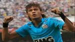 Neymar llegó a los 100 goles con el Santos (Video)